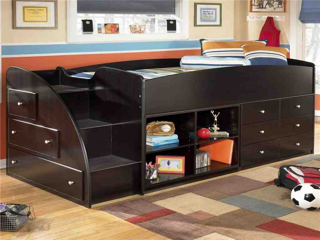 Boys Twin Bedroom Set  Home Furniture Design