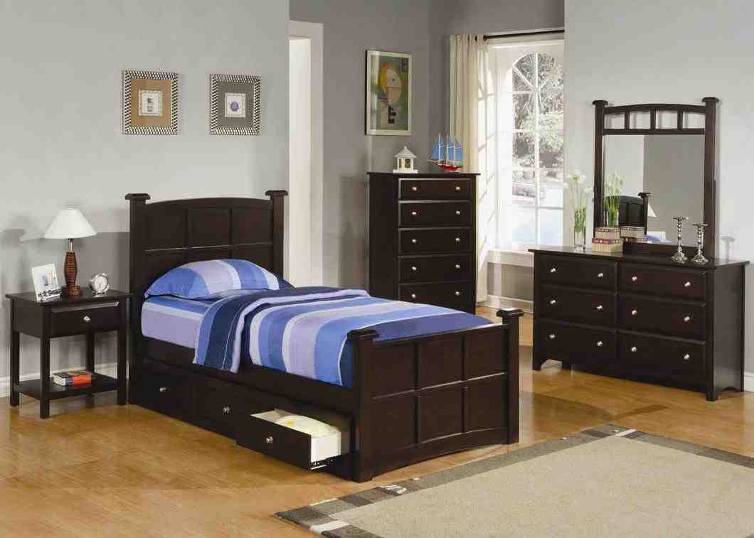 Cheap Twin Bedroom Sets  Home Furniture Design