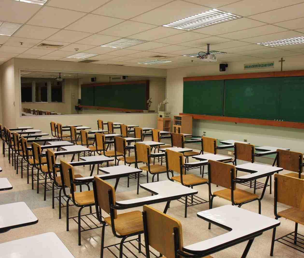 Middle School Desks