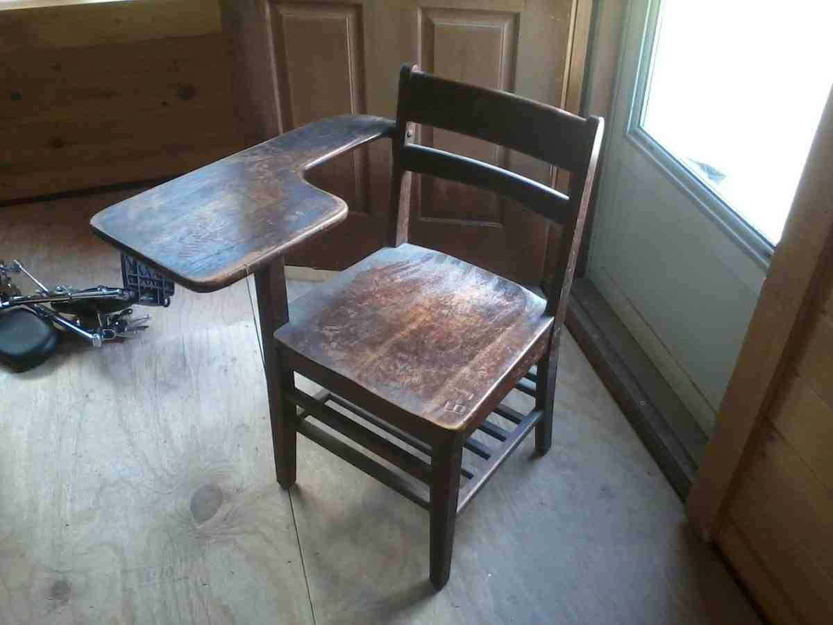 school desk chairs reclining accent chair canada old time - home furniture design