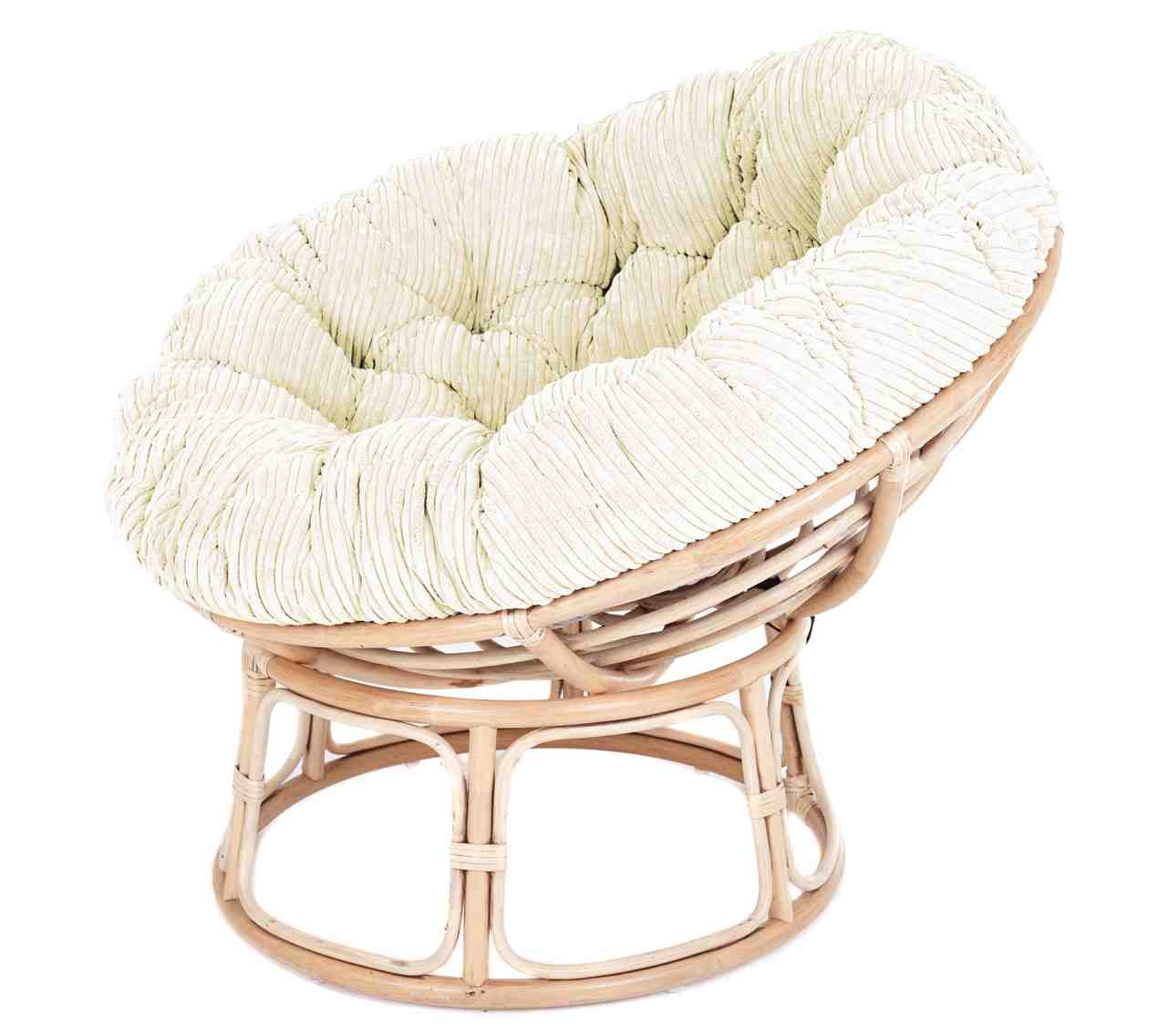 cheap seat cushions for chairs revolving chair parts names rattan papasan cushion home furniture design