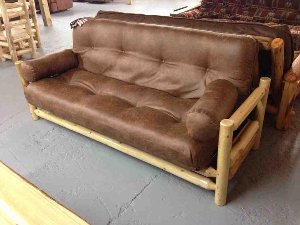 lodge sofa cover chloe range rustic futon covers home furniture design