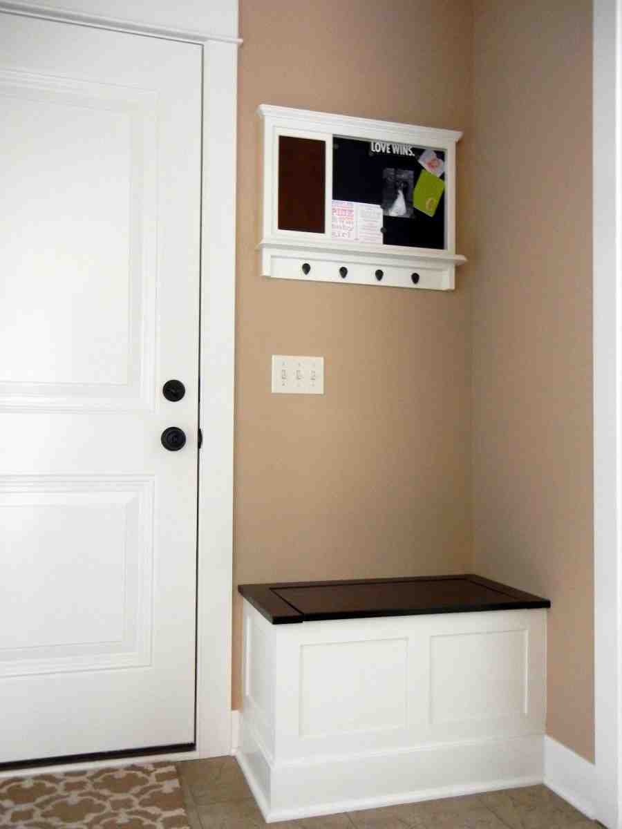 Small Storage Bench For Entryway Home Furniture Design