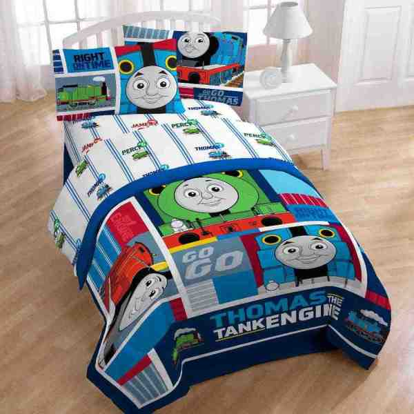 Thomas Train Twin Comforter Set - Home Furniture Design