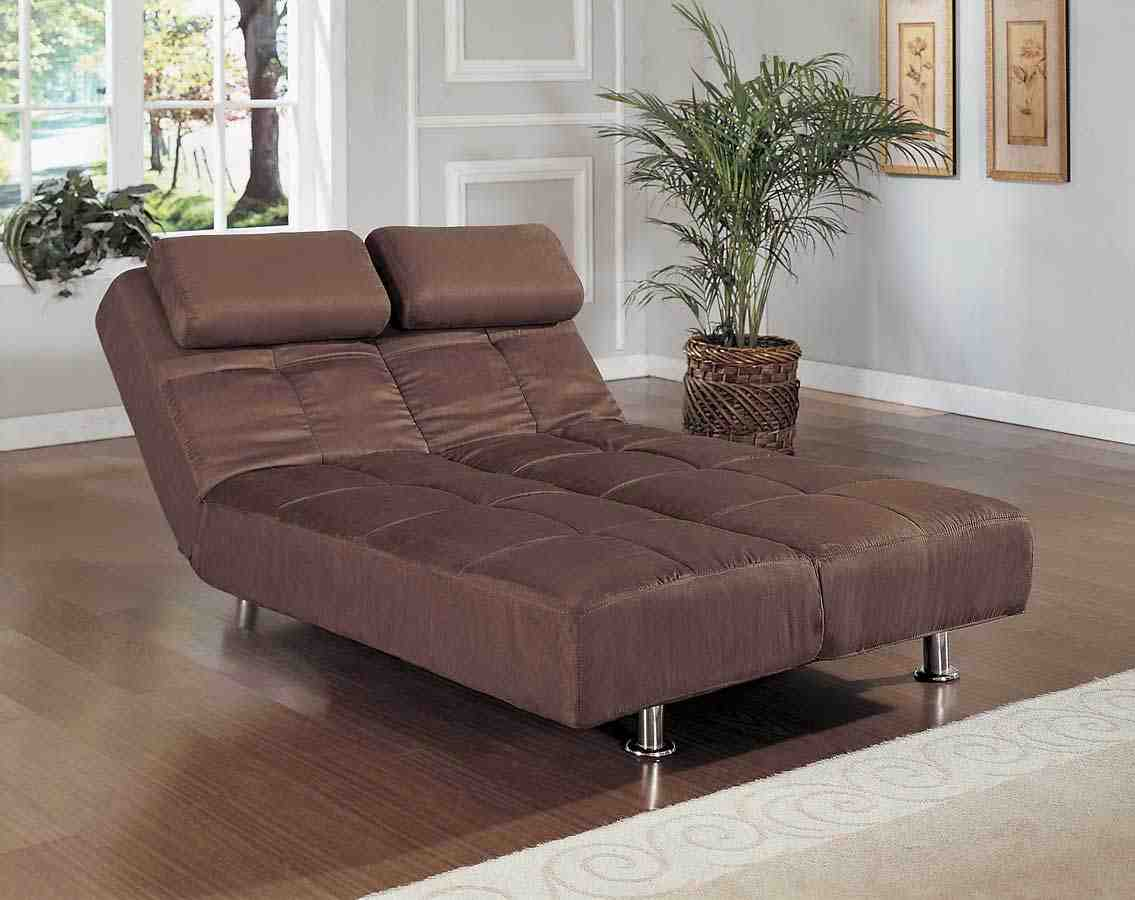 convertible futon sofa bed lounger px contemporary red microfiber storage and home furniture design