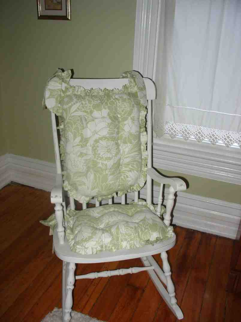 Cushion for Rocking Chair for Nursery  Home Furniture Design