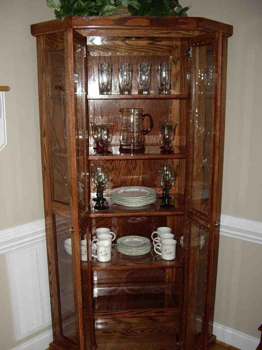 Decorating China Cabinet  Home Furniture Design