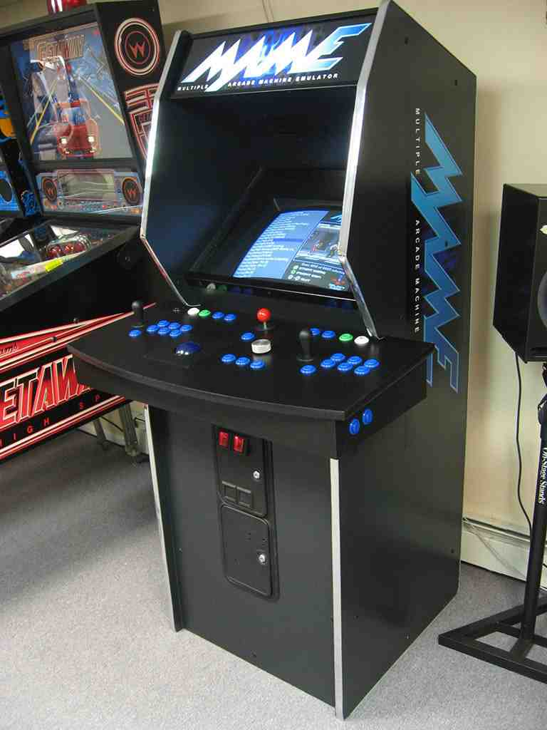 Mame Arcade Cabinet  Home Furniture Design