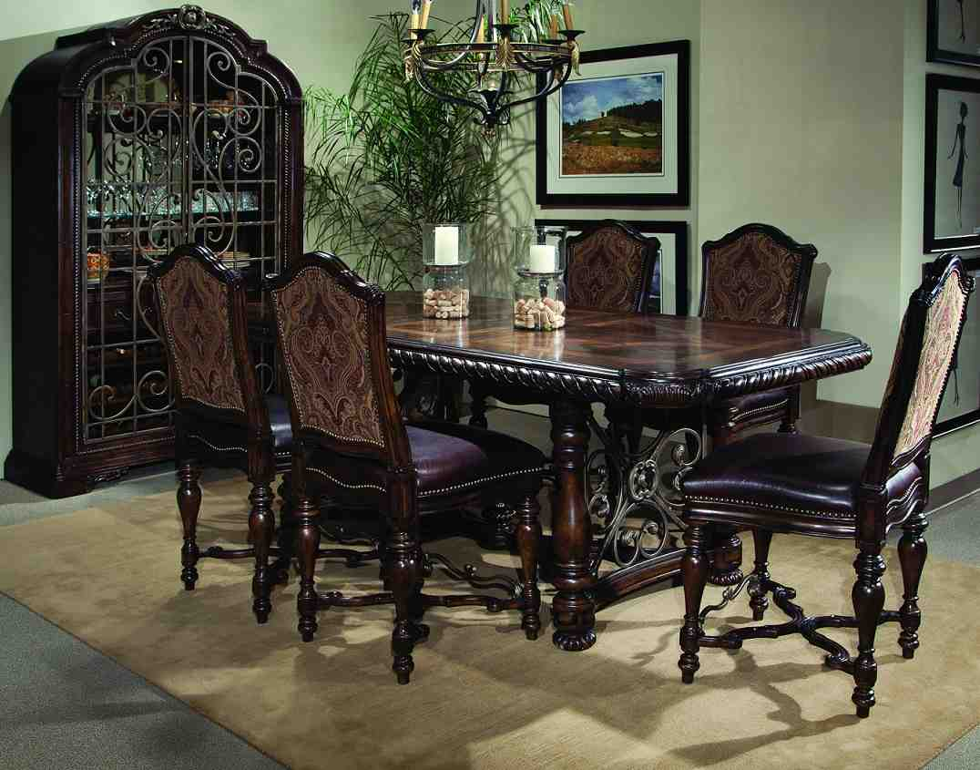 Old World Dining Chairs Home Furniture Design