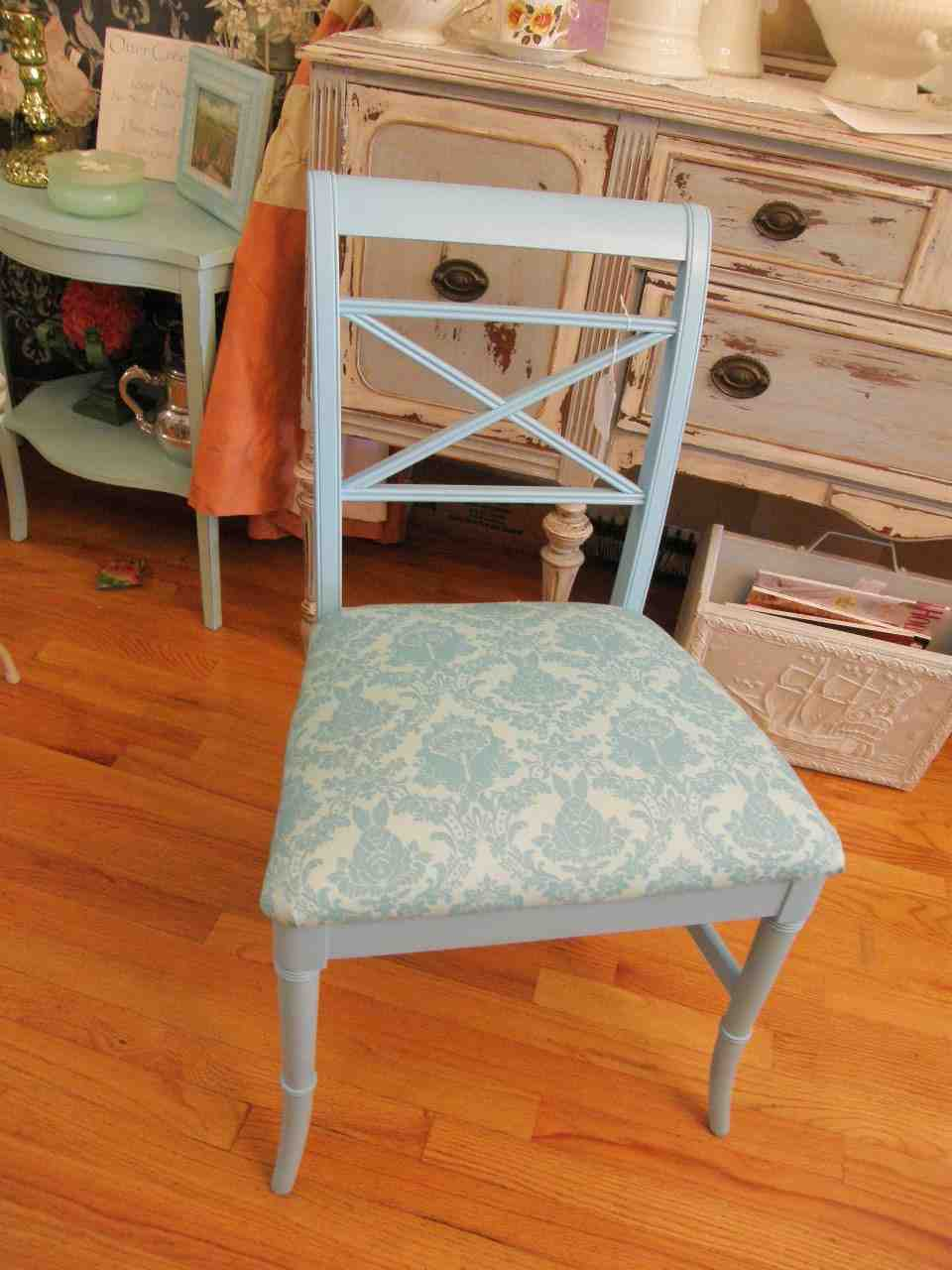 Shabby Chic Desk Chair  Home Furniture Design