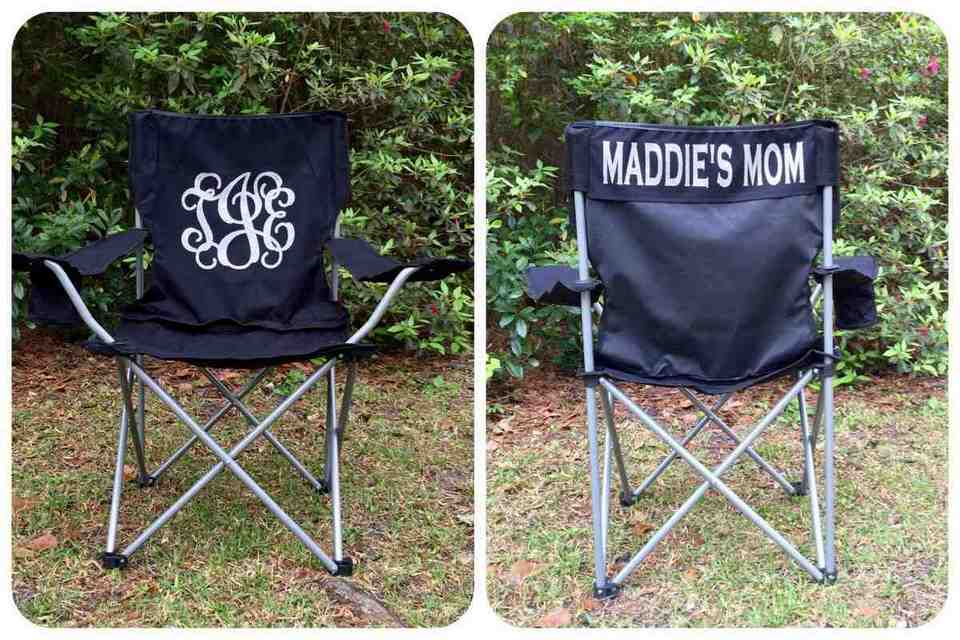 Personalized Folding Chairs  Home Furniture Design