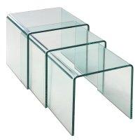 3 Piece End Table Set - Home Furniture Design