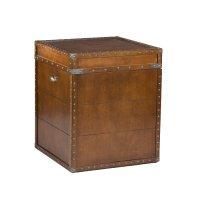 Steamer Trunk End Table - Home Furniture Design