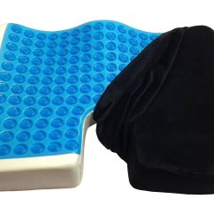 Gel Cushion For Chairs Childrens Outdoor Seat Cushions Back Pain Home Furniture Design