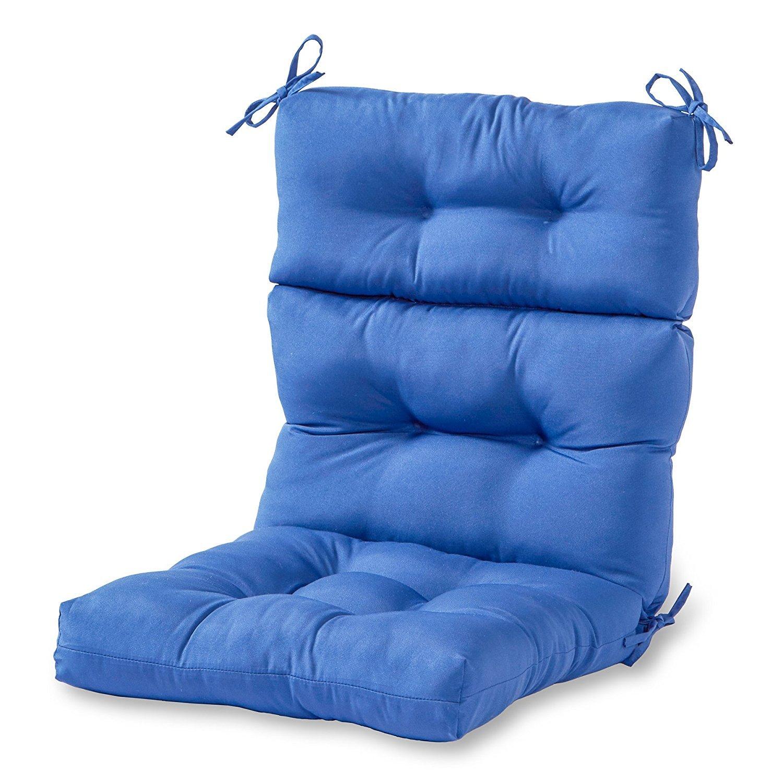 high back patio chair cushions  Home Furniture Design