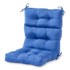Outdoor Chair Cushion Covers Australia Folding With Canopy High Back Patio Cushions Home Furniture Design