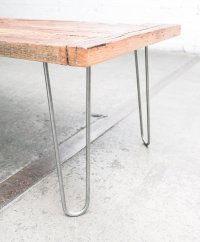 Metal End Table Legs - Home Furniture Design