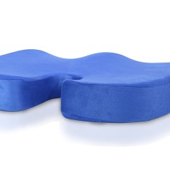 Back Pain Office Chair Cushion Types Of Garden Wedding Chairs Seat For Home Furniture Design