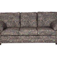 American Furniture Sleeper Sofa Recondition Leather Classics Camouflage Home