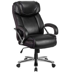 Big And Tall Desk Chairs Fix Sinking Office Chair Executive Home Furniture Design