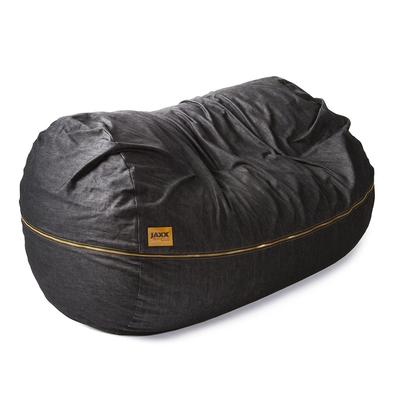 sports bean bag chairs swivel recliner chair huge home furniture design