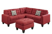 4 Piece Living Room Set - Home Furniture Design