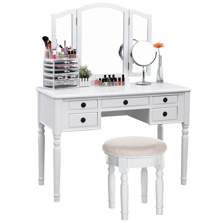 Makeup Vanity Table  Home Furniture Design