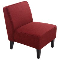 Red Accent Chairs For Living Room - Home Furniture Design