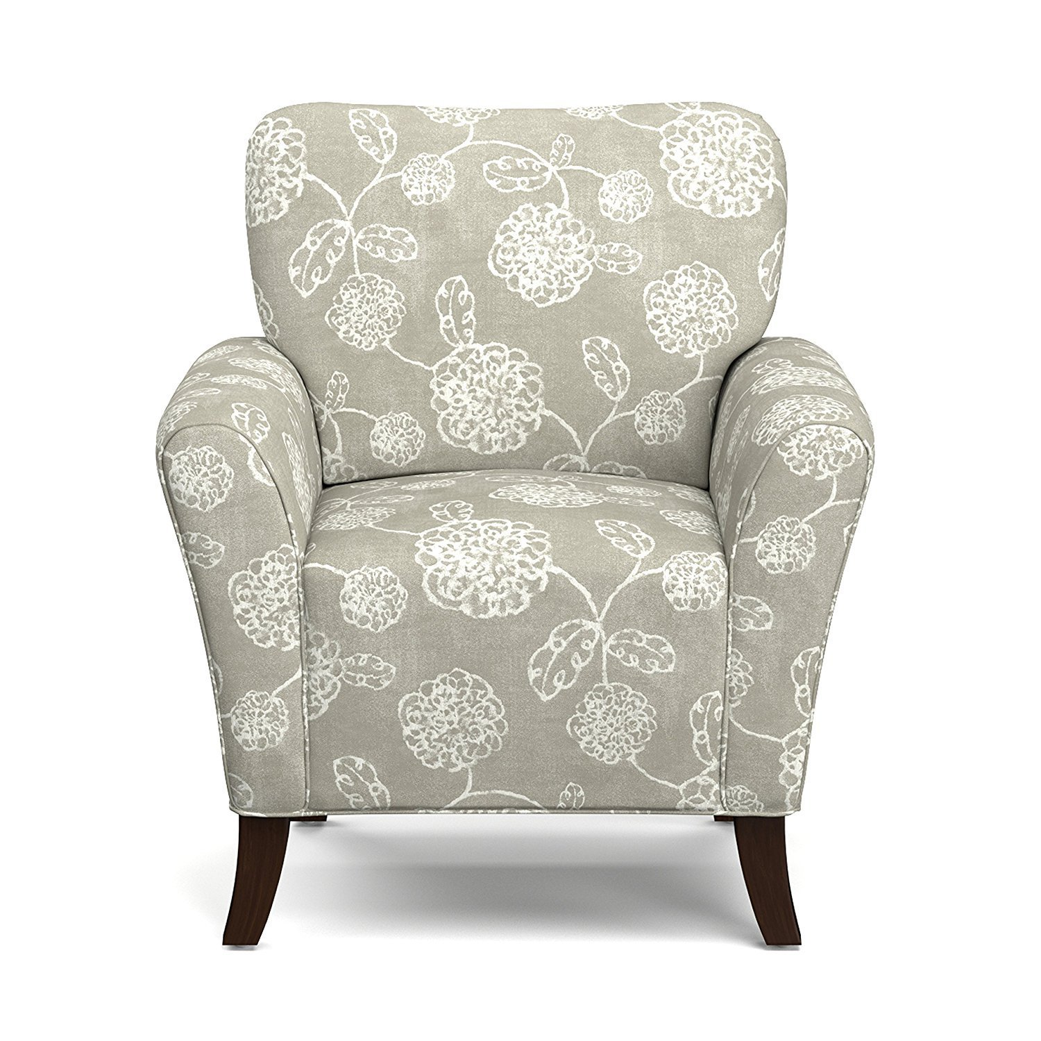 Upholstered Living Room Chairs  Home Furniture Design