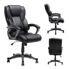Best Inexpensive Ergonomic Office Chairs Fire Pit Table And The Range Myka 39s Leather Executive Chair Home
