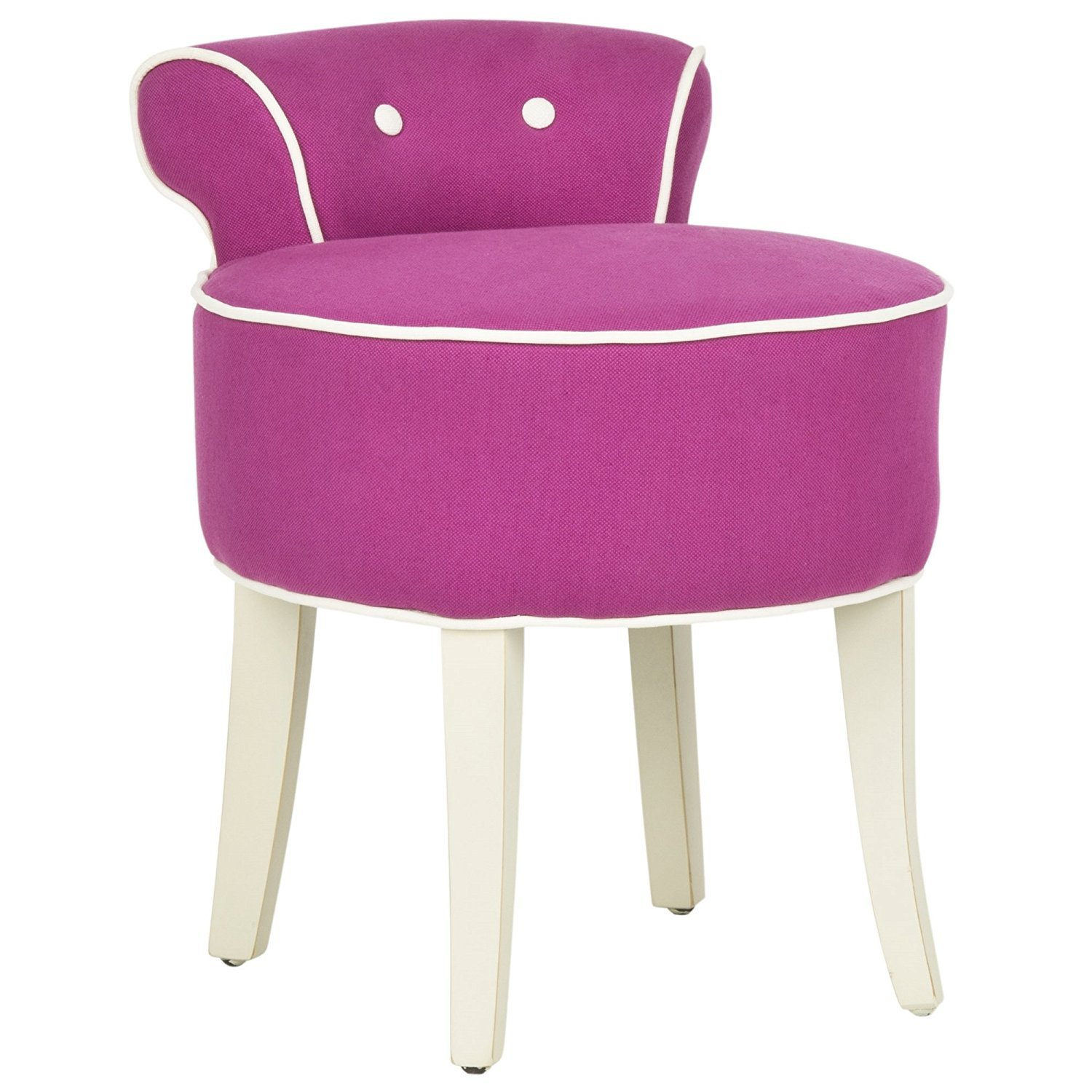 Purple Vanity Chair  Home Furniture Design