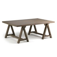 Solid Wood Coffee Table Sets - Home Furniture Design