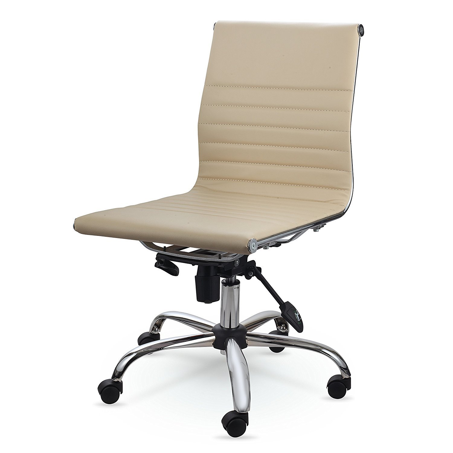 MID BACK LEATHER CONFERENCE OFFICE CHAIR  Home Furniture