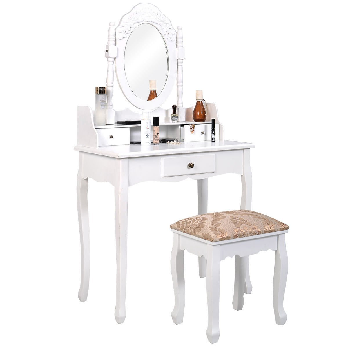 Vanity Mirror With Lights For Bedroom  Home Furniture Design