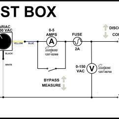 Variac Wiring Diagram Mg Zr Radio Test Set