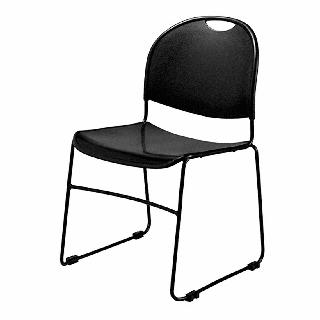 public seating chairs white rocking chair target national 850 series commercialine ultra compact stack nps