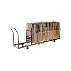 Folding Chair Dolly Cosco High Adjust National Public Seating Dy 50 Nps