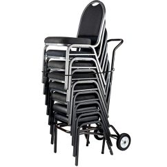 Public Seating Chairs Beach Chair Picture Frame National 9000 Series Stack Dolly Nps
