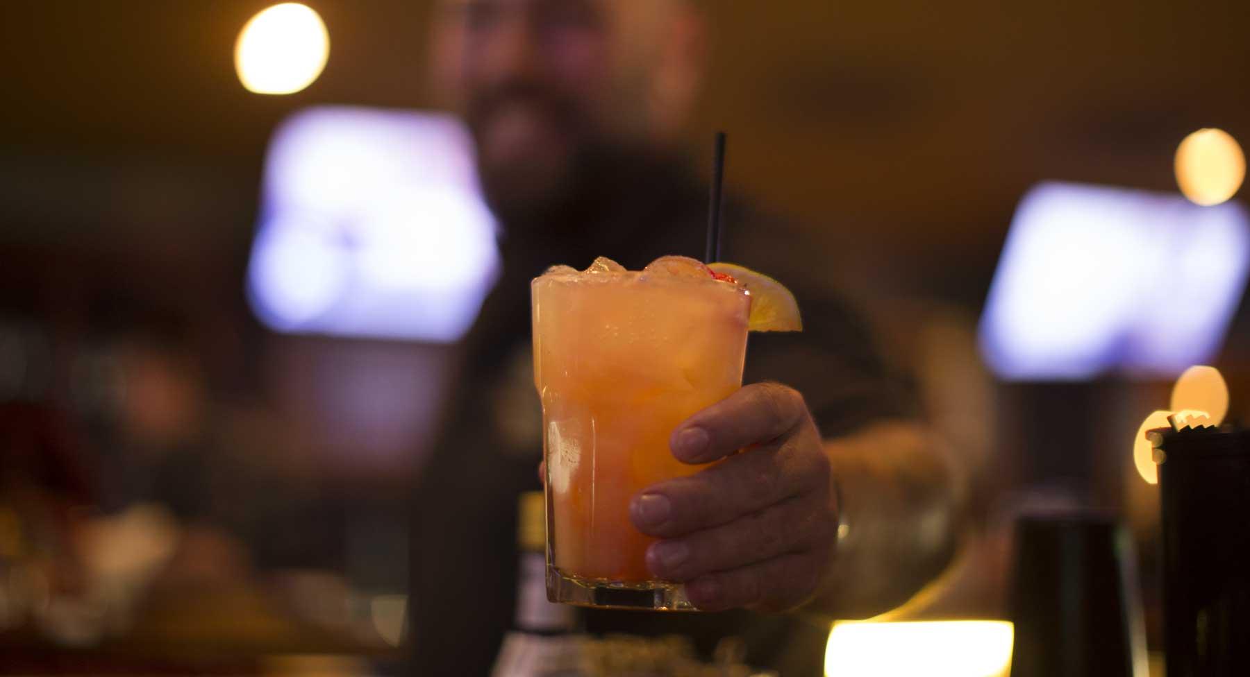 Drink Menu Somerset NJ Stage House Tavern