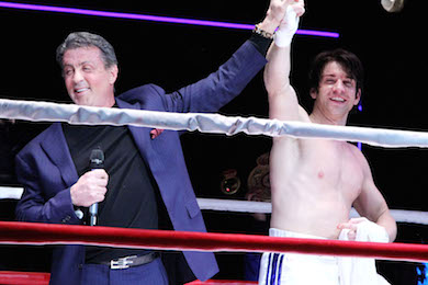 """""""Rocky"""" Broadway Cast Press Preview With Sylvester Stallone"""