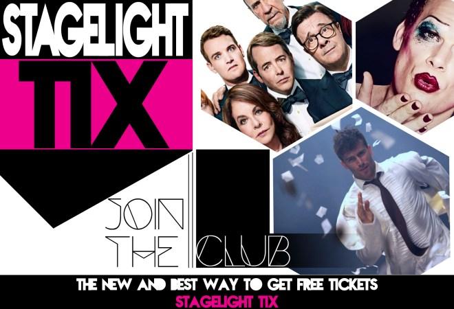 StageLight tix