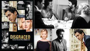 Disgraced-Broadway-Cast