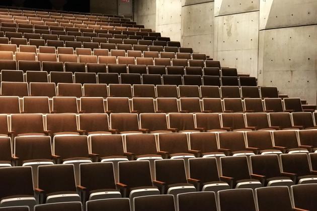 hiring a theatre space