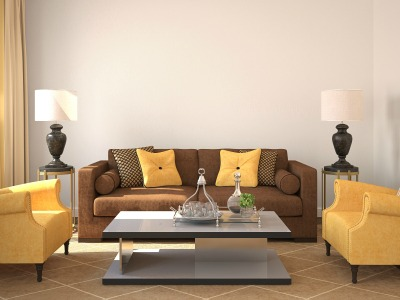 staging a living room feature wall color ideas the furniture