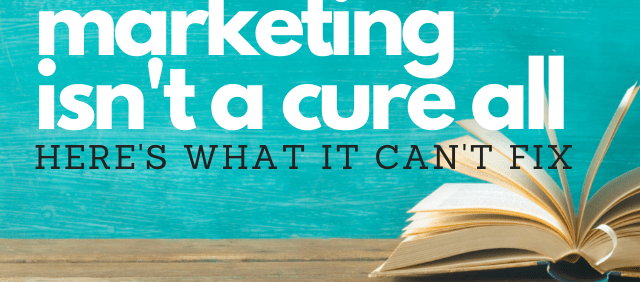 5 things book marketing alone can't fix for you (book marketing podcast)