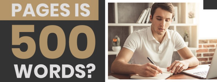 How Many Pages Is 500 Words? A Must-Read