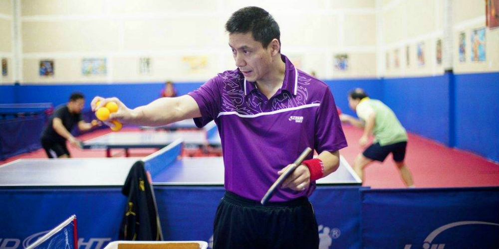 Technical Training for Table Tennis