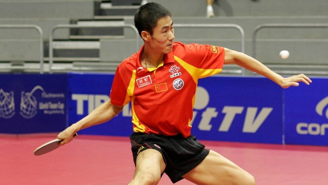 table tennis timing