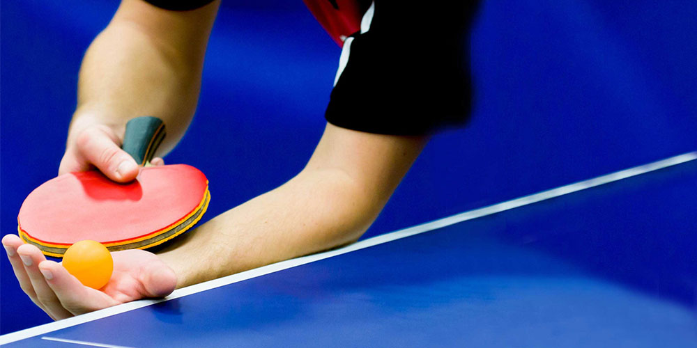 How to Get Into Competitive Table Tennis