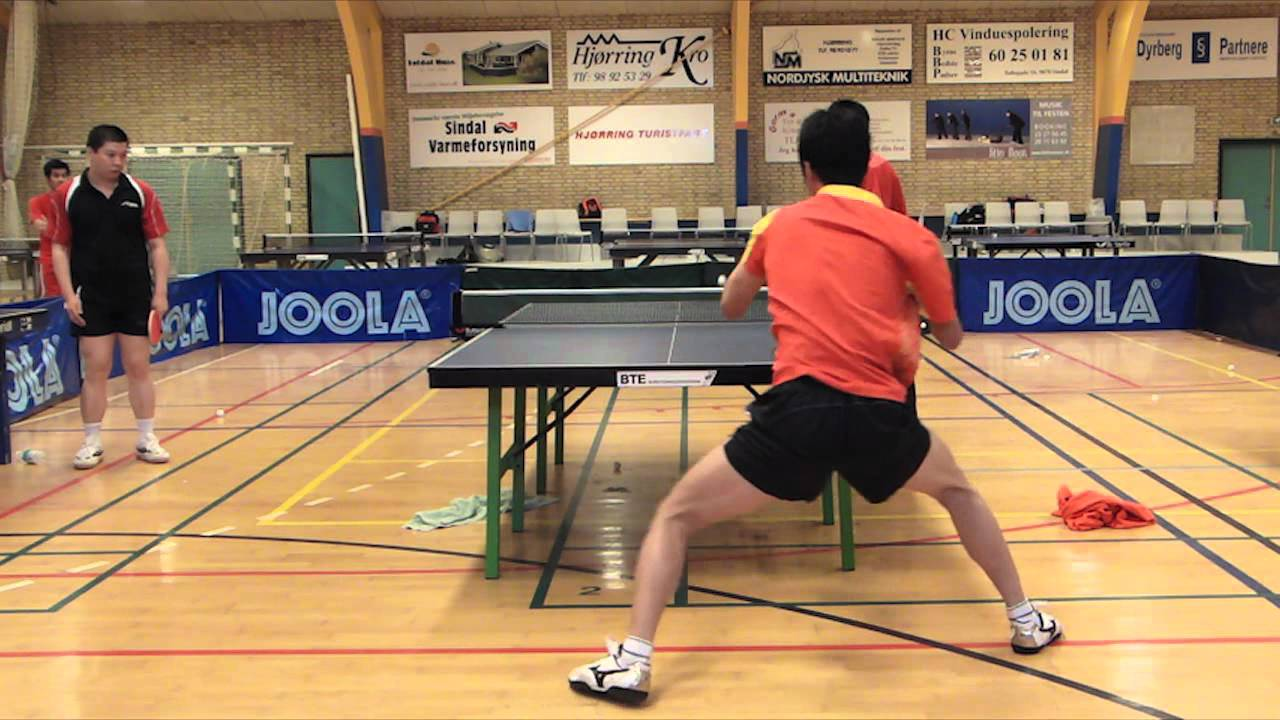 5 Basic Footwork Drills for Intermediate Table Tennis Players